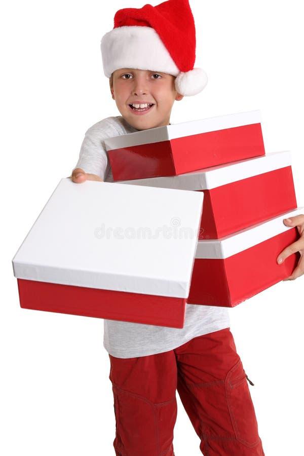 Geschenke für jeder stockfotografie