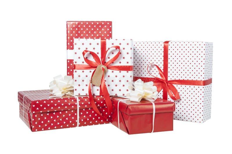 Geschenke getrennt stockfoto