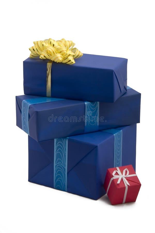 Geschenkkästen #17 lizenzfreies stockbild