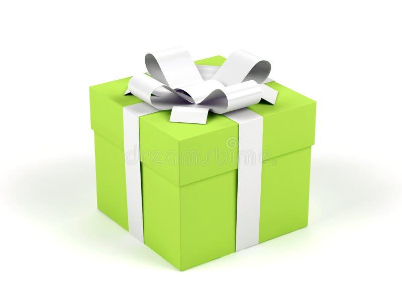 Geschenkkasten. vektor abbildung