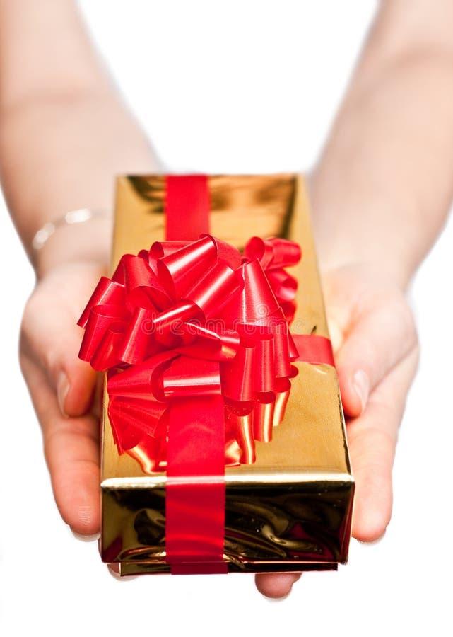 Download Geschenkkasten stockfoto. Bild von valentine, feier, nachricht - 12202112