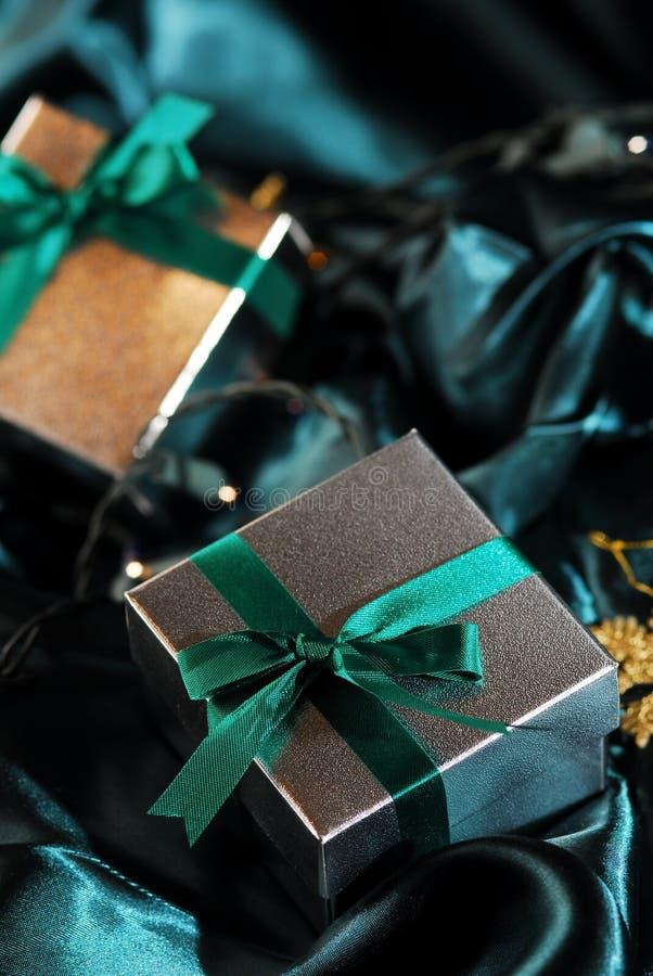Geschenkkasten stockbilder