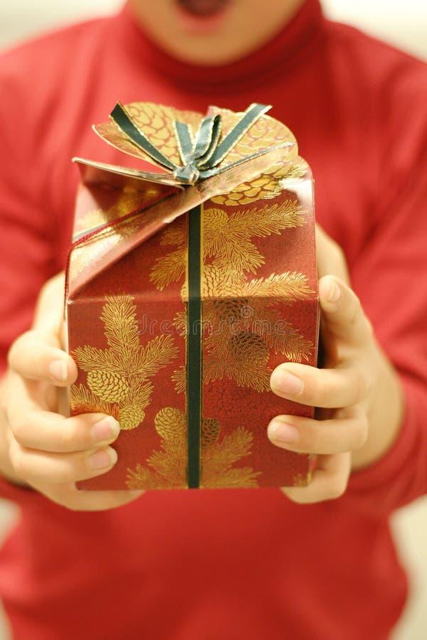 Download Geschenkzeit stockfoto. Bild von geben, geschenk, annehmen - 46024