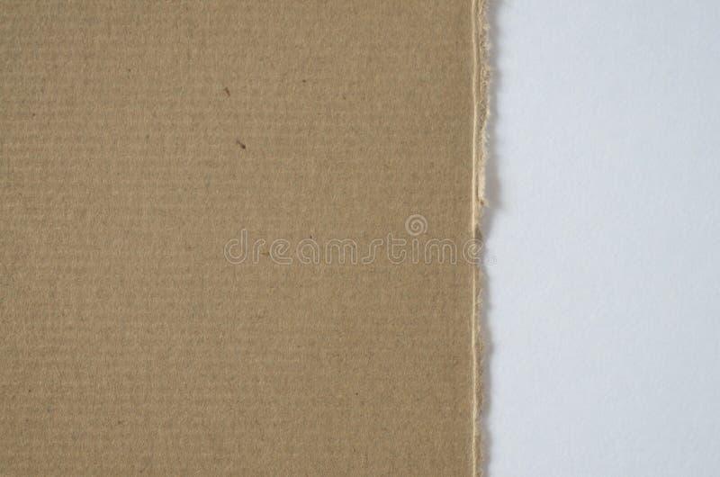 Gescheurd Document stock afbeeldingen