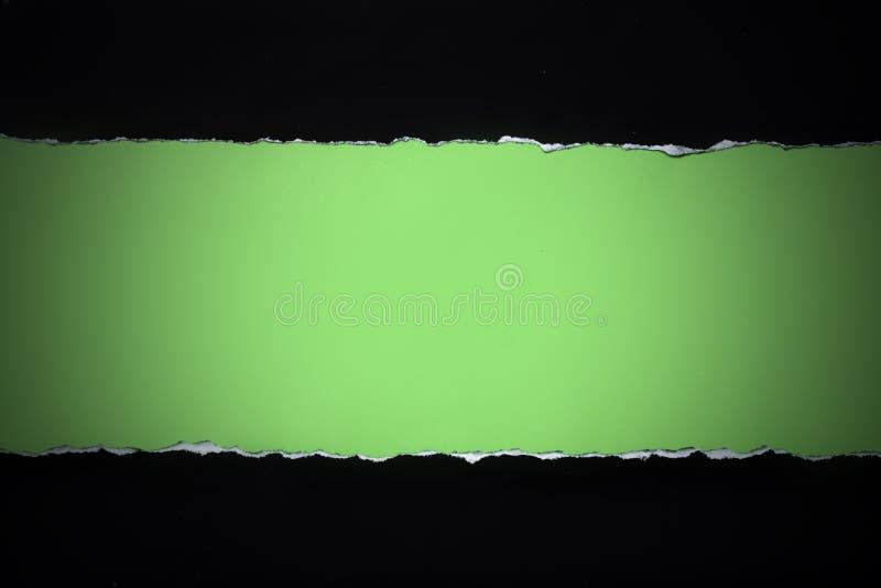 Gescheurde document achtergrond vector illustratie