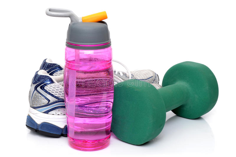 Download Geschikte Voorwerpen stock foto. Afbeelding bestaande uit workout - 26897818