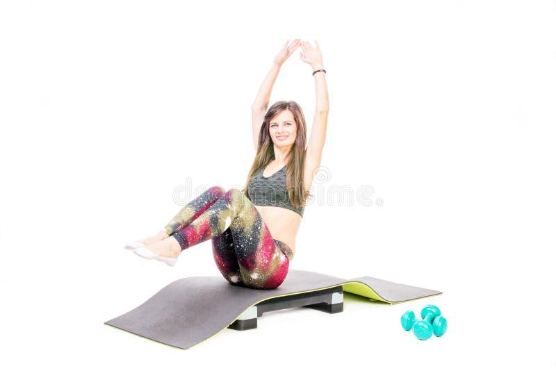 Download Geschiktheidsoefening stock foto. Afbeelding bestaande uit energie - 54079450