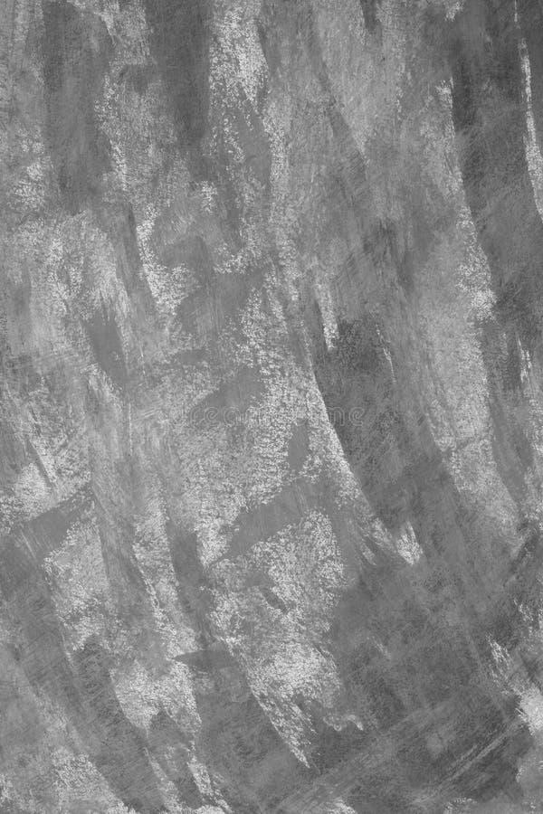 Geschilderde achtergrond met grijze kleur. royalty-vrije stock foto's