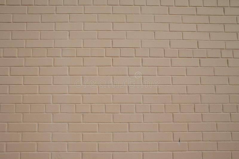 Geschilderde bakstenen muurtextuur 1 stock foto's