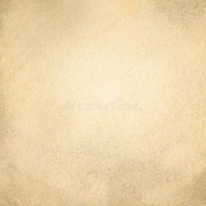 Geschilderde bruine waterverfachtergrond royalty-vrije stock afbeelding