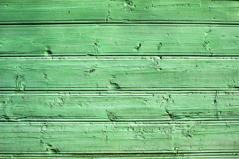 Geschilderde groene borden stock afbeeldingen
