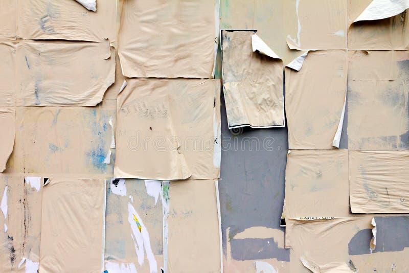 Geschilderde Grungy Abstracte Textuur Als achtergrond stock foto's