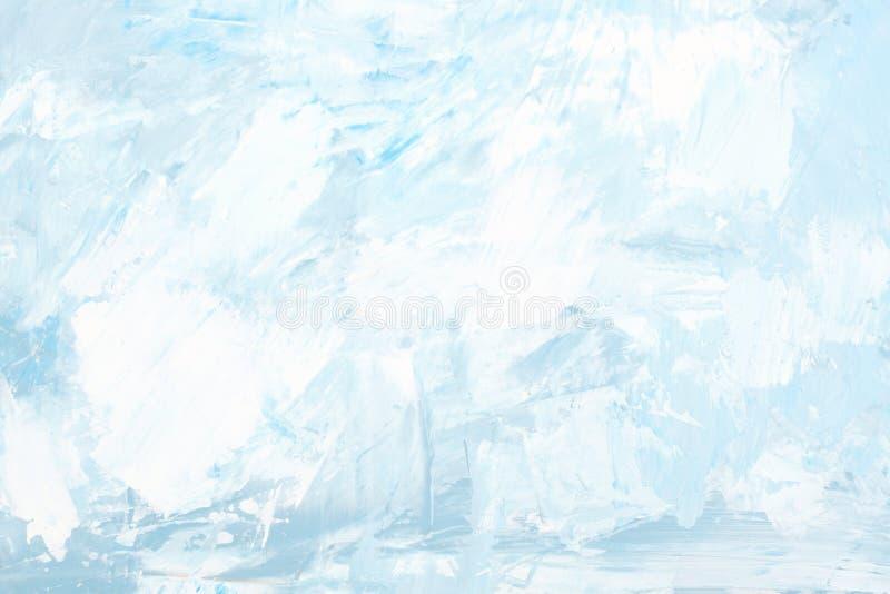 Geschilderde textuur als achtergrond royalty-vrije stock afbeelding