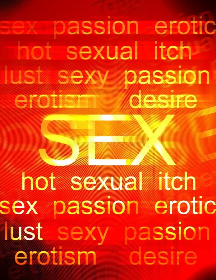 Geschlechts-Verkäufe Lizenzfreie Stockfotos