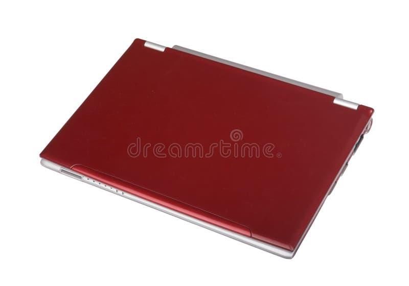 Geschlossene Laptop-Computer stockbilder