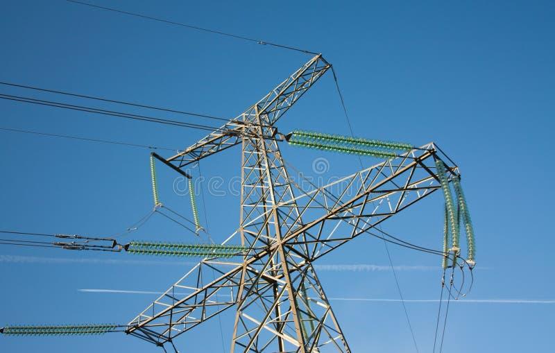Geschmack von Elektrizität lizenzfreies stockfoto
