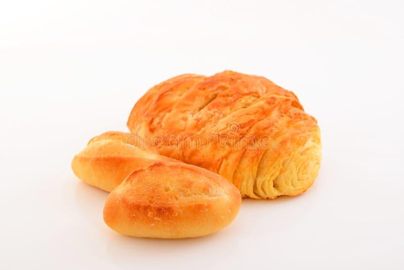 Geschmackvolle Brote lizenzfreies stockbild