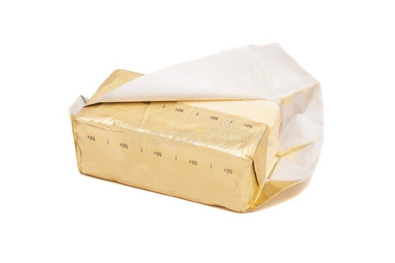 Geschmackvolle Butter lizenzfreies stockfoto