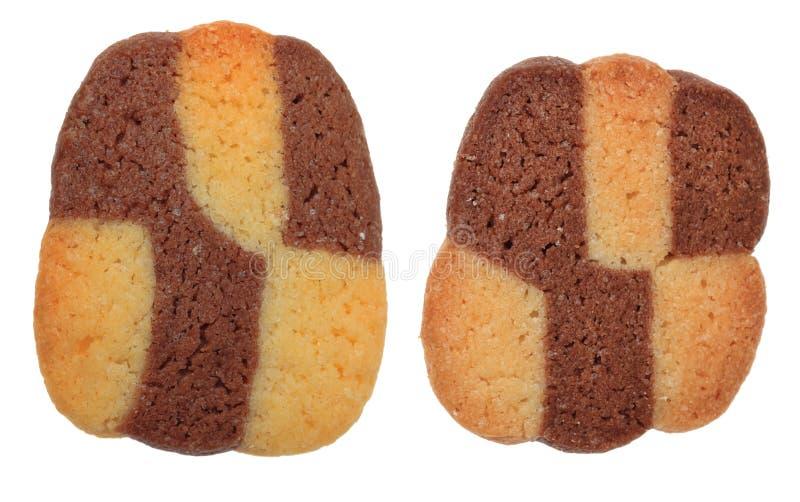 Geschmackvolle Kekse lizenzfreies stockbild