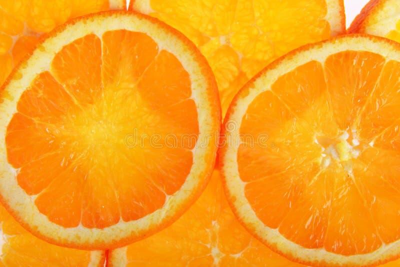 Geschmackvolle Orange stockfotos