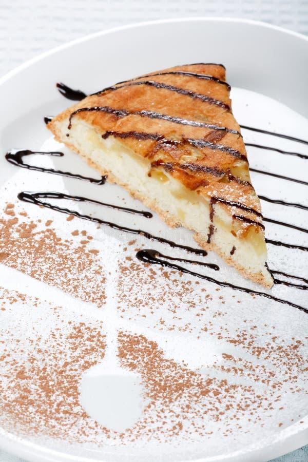 Geschmackvoller Kuchen lizenzfreie stockfotos