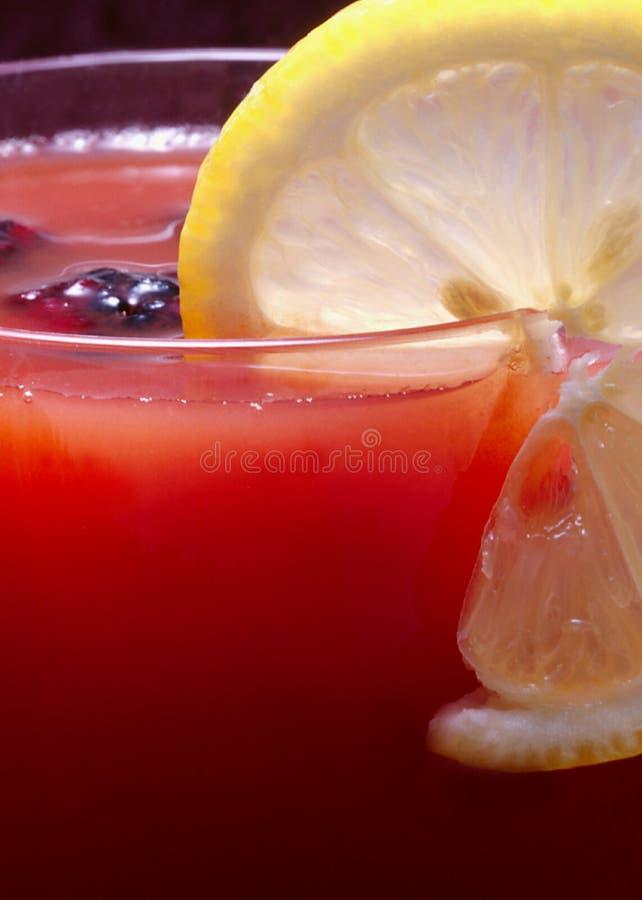 Geschmackvolles Getränk stockfoto