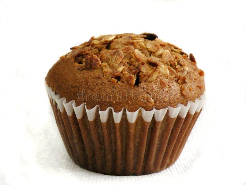 Geschmackvolles Kleie-Muffin stockfoto