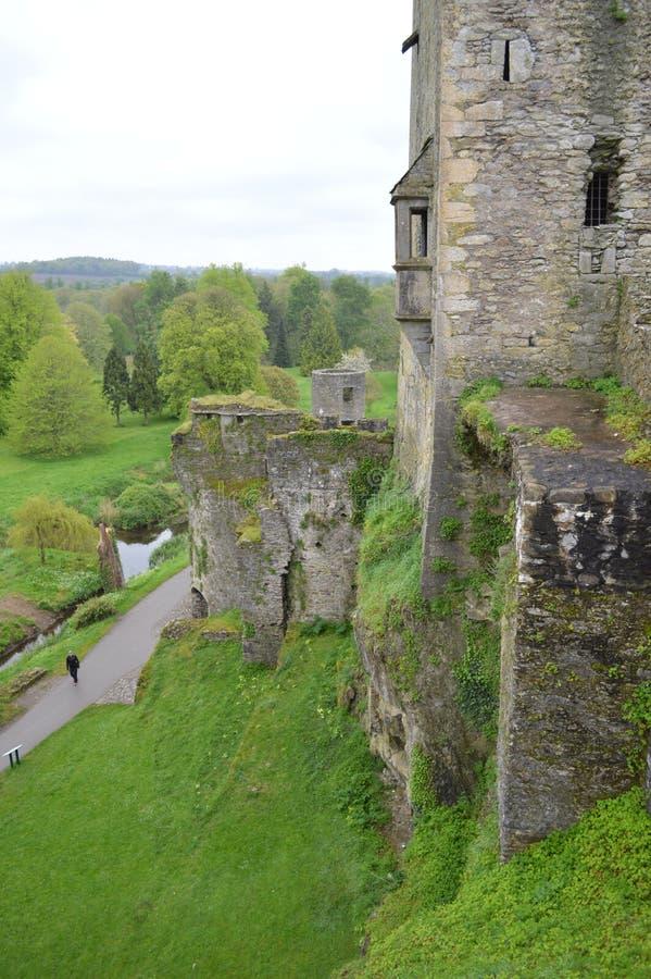 Geschwätz-Schloss in Irland stockfoto
