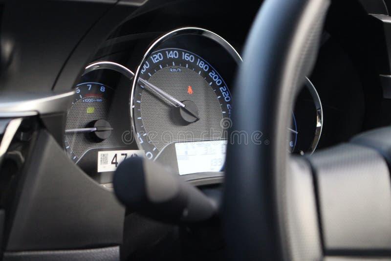Geschwindigkeitserregung aber -tötungen lizenzfreie stockfotos