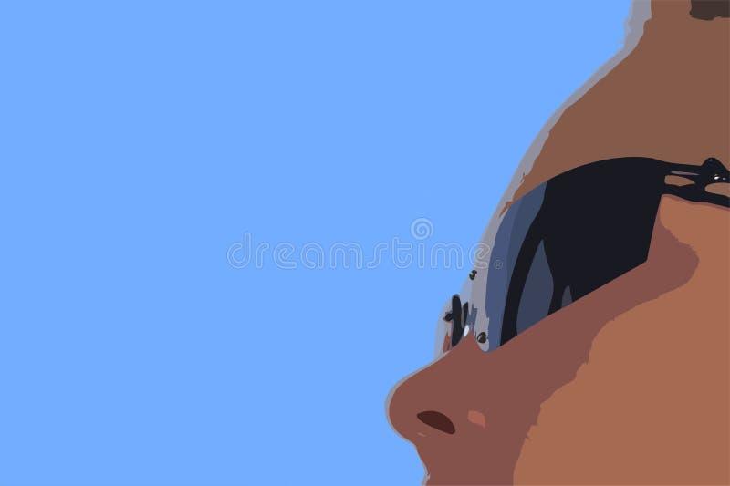 Gesicht lizenzfreie stockbilder