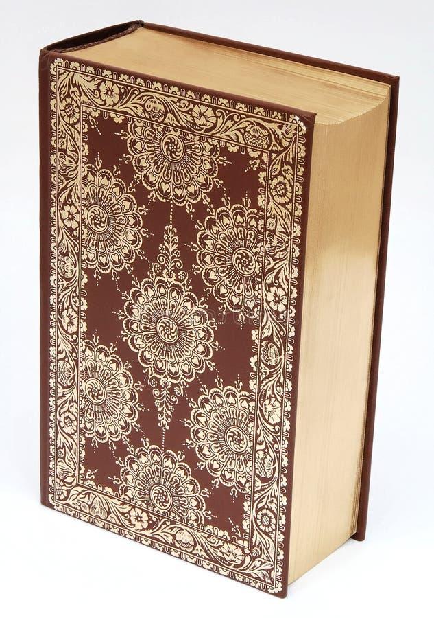 Gesloten boek royalty-vrije stock afbeelding