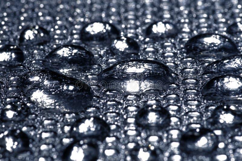Gesmolten metaal royalty-vrije stock afbeelding