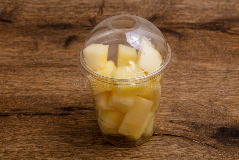 Gesneden smakelijke meloen stock afbeeldingen