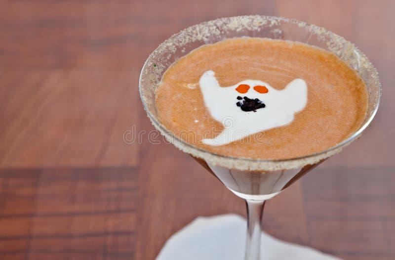 Gespenstischer Martini lizenzfreies stockfoto