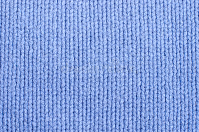 Gesponnenes woolen Gewebe stockbild
