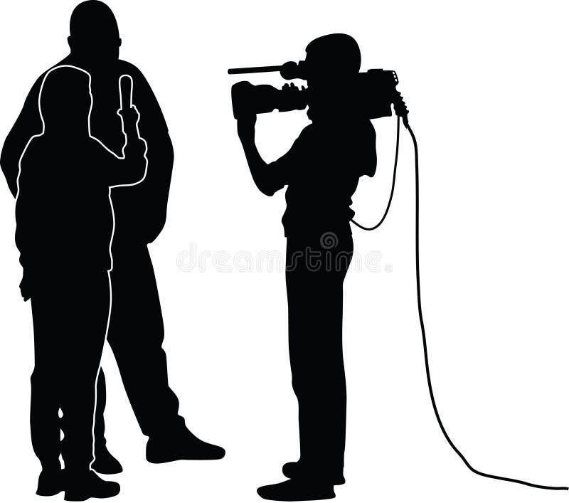 gesprek vector illustratie
