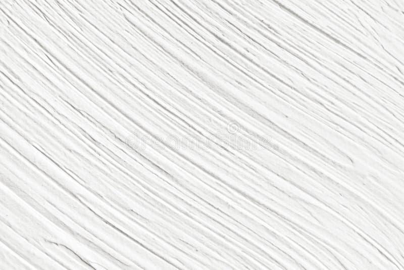 Gesso bianco strutturato sulla parete immagine di sfondo, struttura fotografia stock