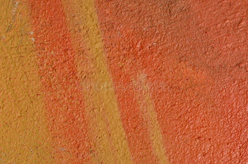 Gesso strutturato multicolore fotografia stock