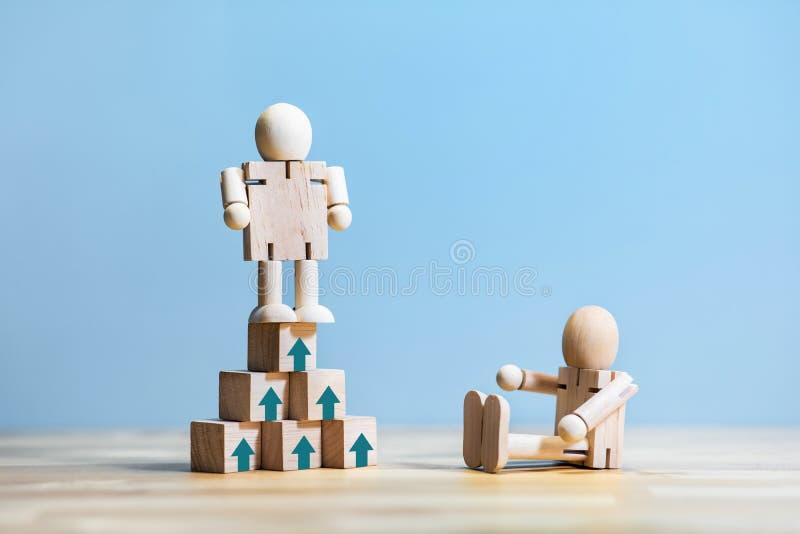 Gestão de empresas ou conceitos de recursos humanos liderança dos trabalhadores desempenho da equipe imagem de stock