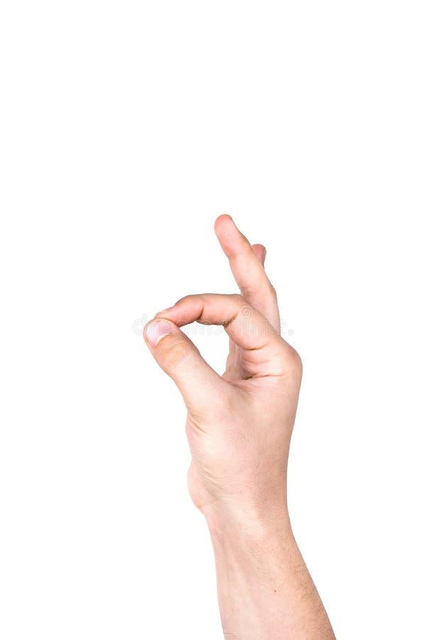 gestów. obraz stock