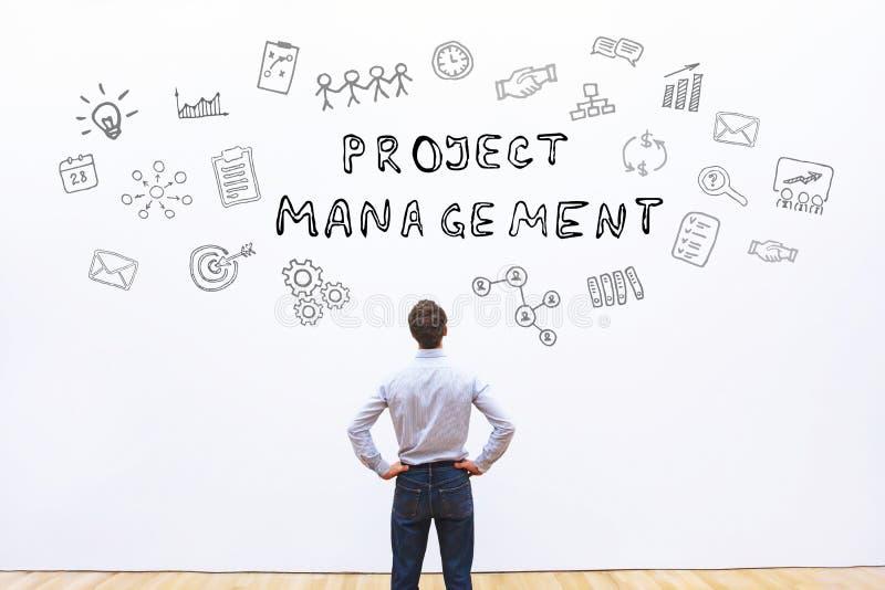 Gestión de proyectos fotos de archivo libres de regalías