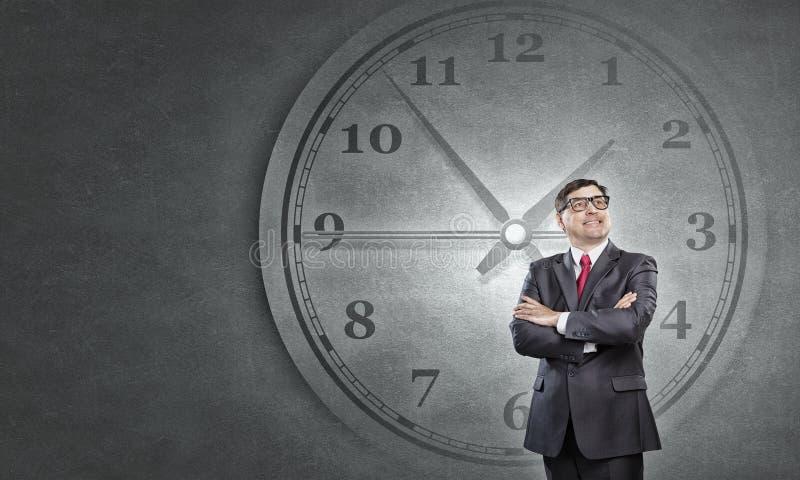 Gestión de tiempo Imagen del concepto fotografía de archivo libre de regalías