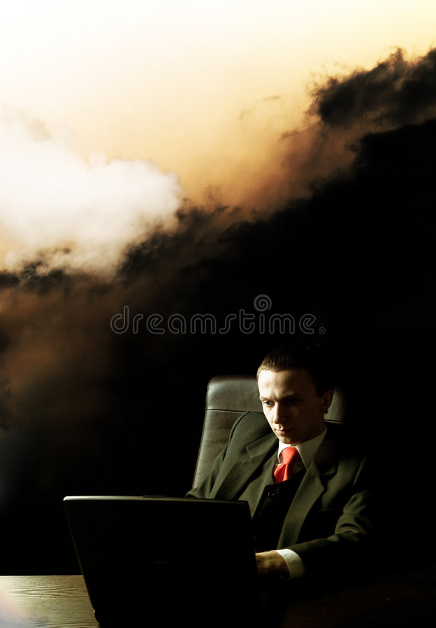 Gestionnaire image stock