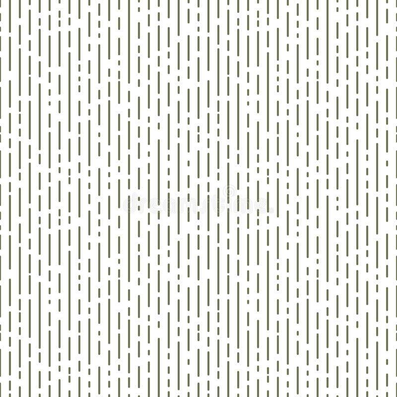 Gestormde lijnentextuur, ultra lichte variant vector illustratie