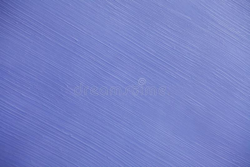 Gestreept patroon op de blauwe muur royalty-vrije stock afbeelding