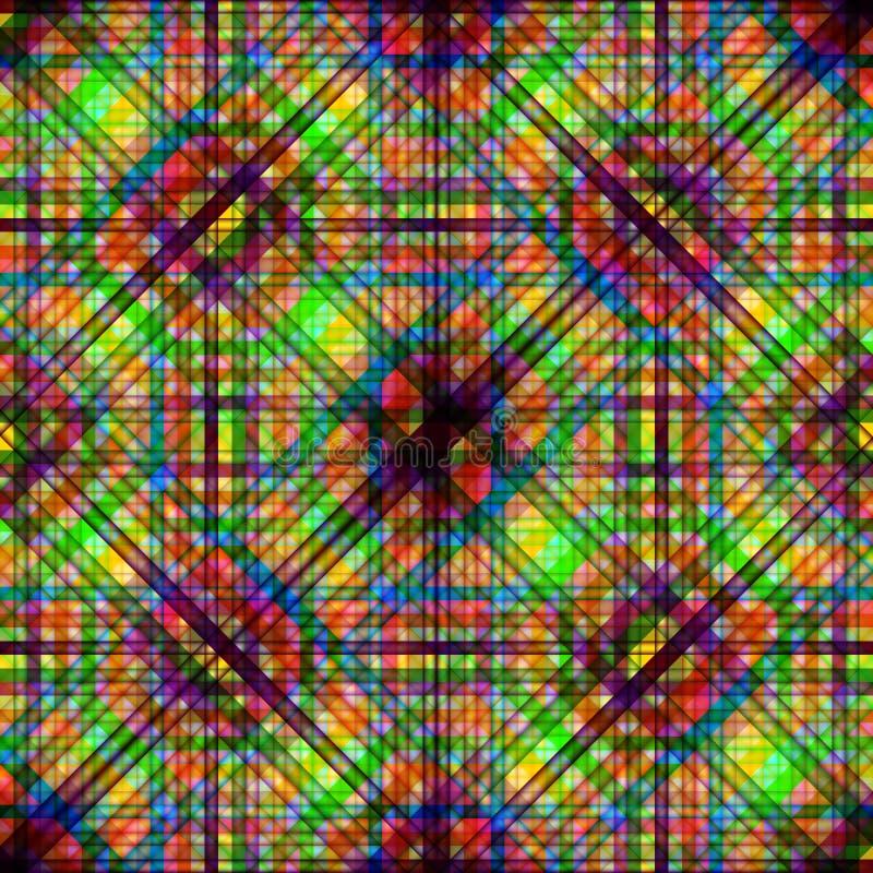 Gestreepte achtergrond vector illustratie