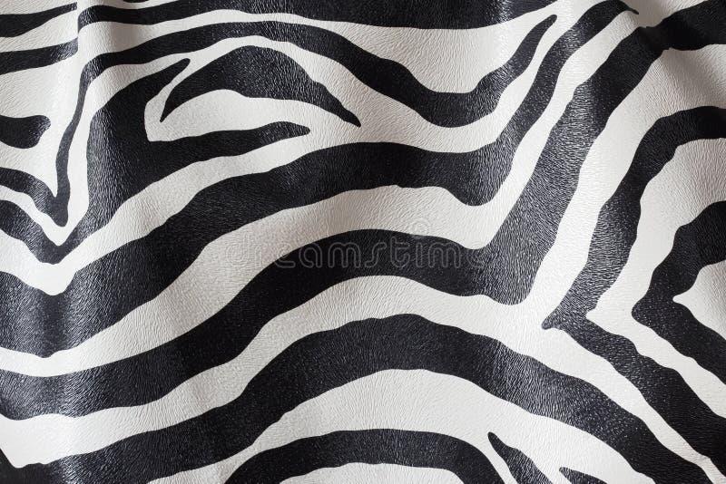 Download Gestreepte Zwart-witte Textuur Stock Foto - Afbeelding bestaande uit dier, zwart: 29506650