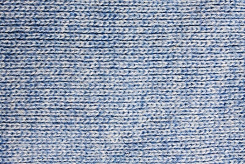 Gestricktes Gewebe-Detail lizenzfreies stockfoto