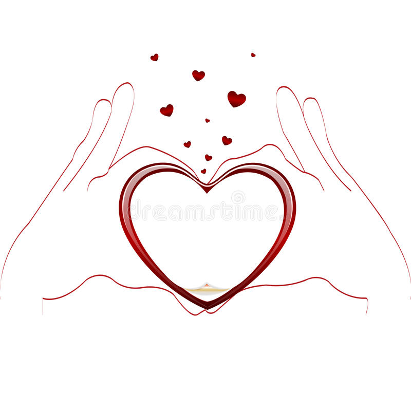 Download Gestures Of Love Type Royalty Free Stock Photos - Image: 22578658