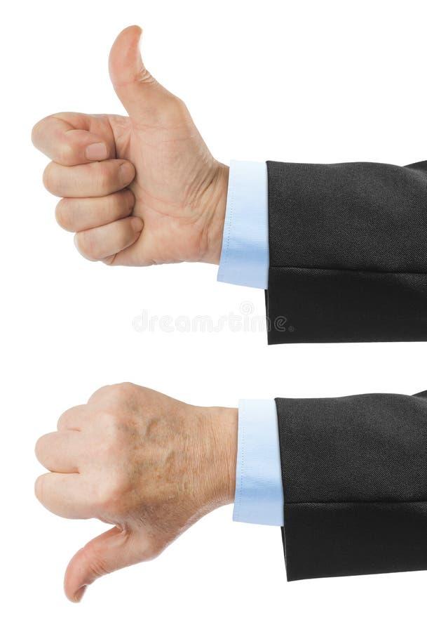 gesturing χέρια δύο στοκ φωτογραφία
